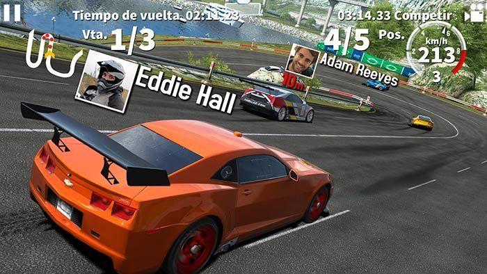 juegos de coches para android