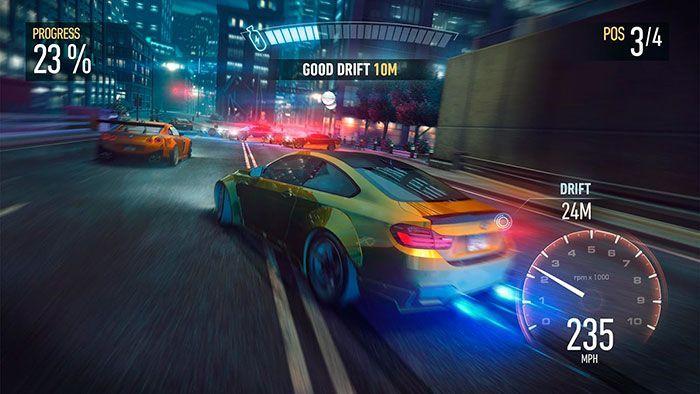 mejores juegos android de coches