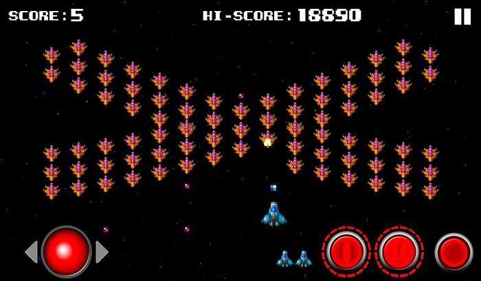 Mejores juegos Android de Naves Espaciales