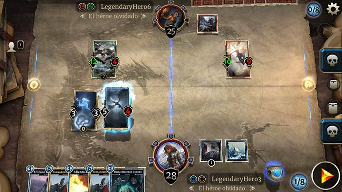 The Elder Scrolls: Legends para Android