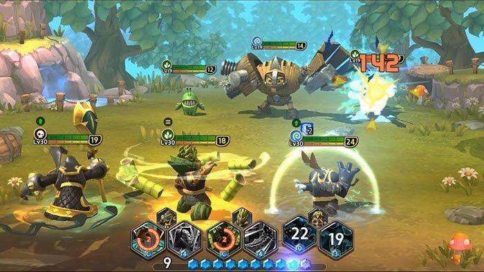 Skylanders Ring of Heroes para android