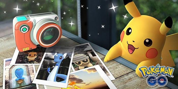 Pokémon GO: GO Snapshot